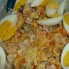 Salade piémontaise de potiron