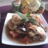 Mijotée de poulet au Konjac &Aubergines Tomates – de NathLy