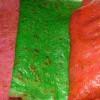 Crêpes multicolores
