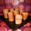 Makis de crêpes tofu/surimi/endive – de Delices Cookie's