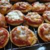 Blinis-pizza