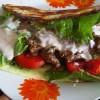 Kebab sauce blanche – d'Esmeralda
