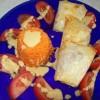 Croustillant jambon tomate beaufort – de Mimi