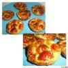 Minis clafoutis aux tomates – de Nouschka