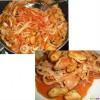 Moules et choux blanc en sauce – de Nouschka