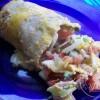Omelette farcie