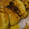 Galettes moelleuses de pommes de terre au camembert
