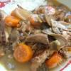 Blanquette de veau allégée (cuisson lente)