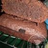 Cake noisette chocolat
