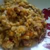 Lentilles de corail potiron