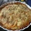 Socca garni façon pizza – de Gribouille118