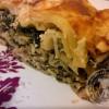 Lasagnes légères aux épinards et saumon
