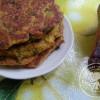 Galettes de manioc: des röstis africains à la connotation indienne {sans gluten/sans lactose}