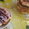 Gaufres liégeoises {sans gluten/sans lactose}