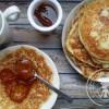 Pancakes {sans gluten/sans lactose} et sa marmelade d'oranges amères