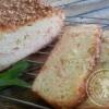 Cake au saumon {sans gluten}