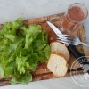 Vinaigrette de fraises