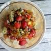 Salsa de fruits et de légumes