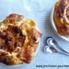 Tartelettes rustiques aux mirabelles… comme ça c'est chacune la sienne, na! {sans lactose}