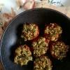 Tomates à la provençale {au son d'avoine}