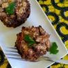 Champignons farcis… à la bolognaise