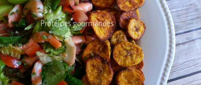 Chips de bananes plantains #InstaFood
