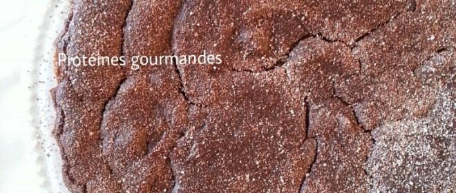 Fondant au chocolat… sans farine… #InstaFood