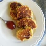 Syrniki… pancakes de fromage blanc