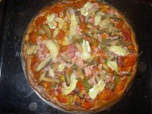 [PP] Pizza carnivore DUKAN  Mon régime protéiné naturel: