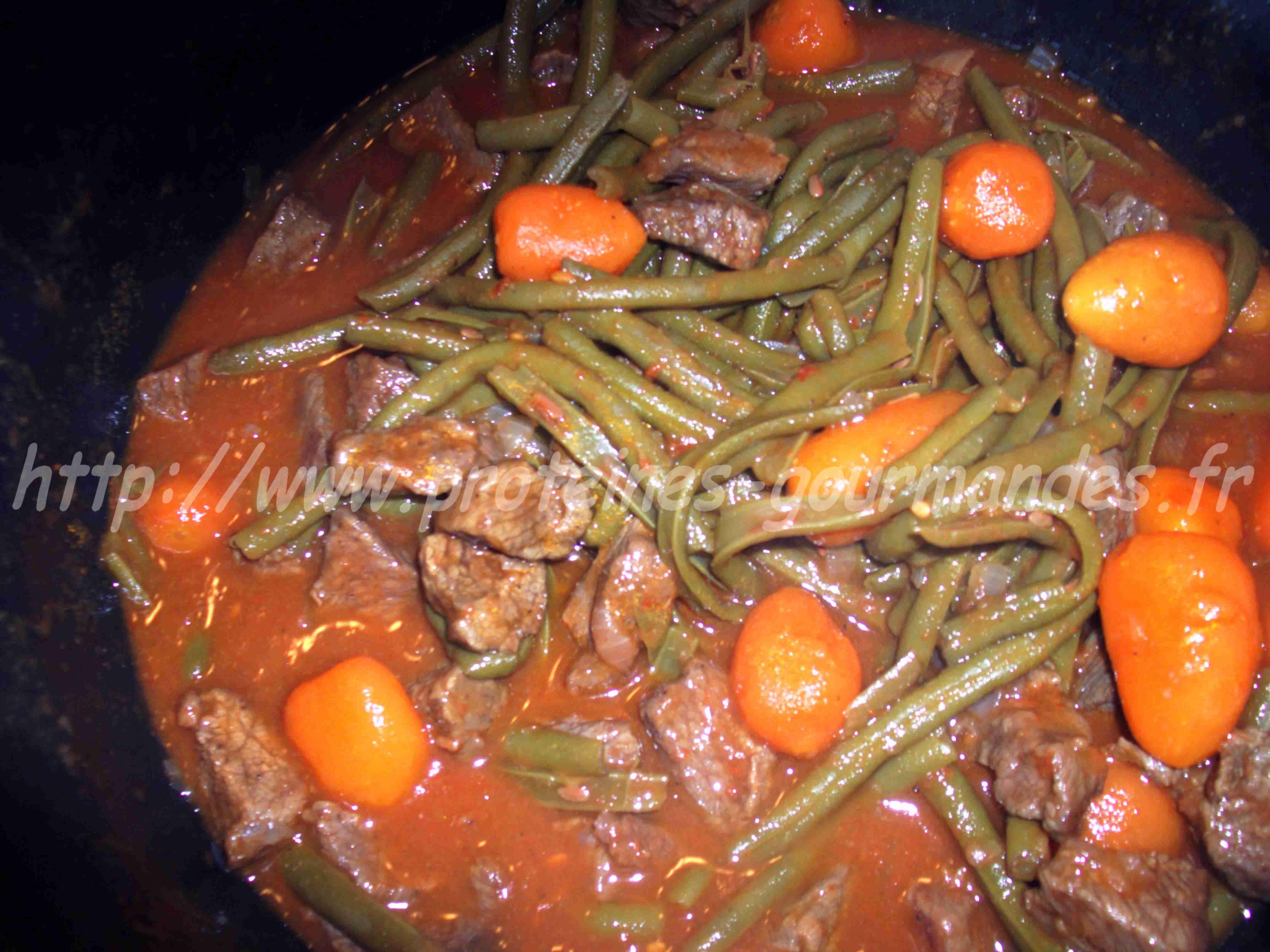 ragout boeuf aux legumes