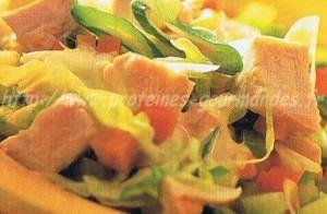 insalata - salade de poulet