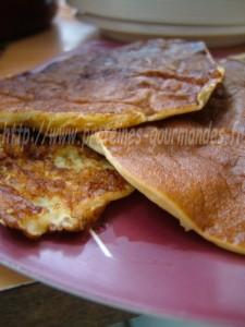 pancakes au protifar