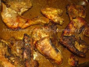 poulet a la cannelle
