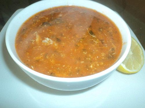 187 Soupe Syrienne Aux Lentilles Corail 224 La Viande Hach 233 E