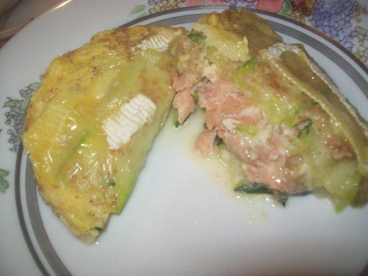 Gratin de courgette au micro onde de mimi blogs de cuisine - Blog mimi cuisine ...