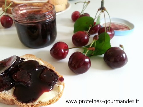 confiture xanthane